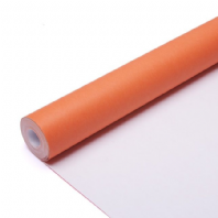 Fire Orange Premier Display Paper Roll 15 Metre x 1218mm Super Wide